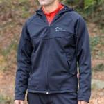High Mountain Fuji Kapşonlu Softshell Ceket