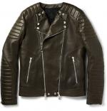 Leather Biker Ceket